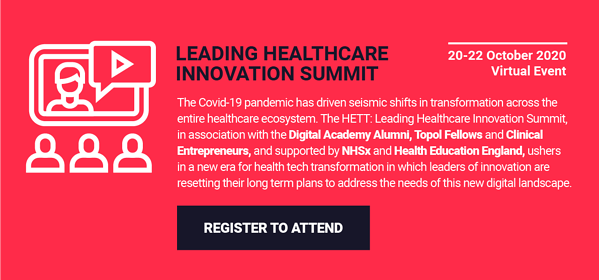 register to attend leading healthcare innovation